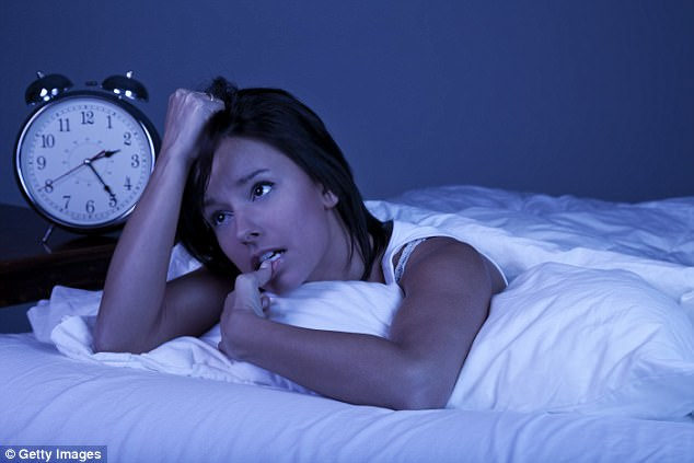 Some people suffer from ¿sleep maintenance insomnia¿, waking up during the night and struggling to get back to sleep
