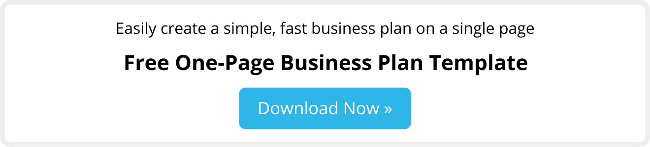 The Lean Business Plan Template